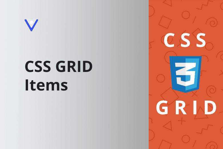 CSS grid items