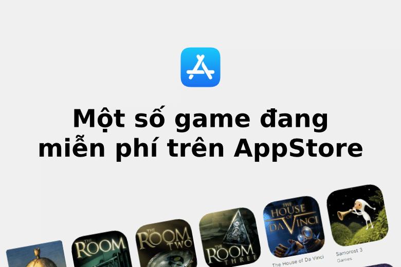 Games miễn phí trên iOS Appstore