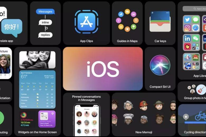 Danh sách các thiết bị hỗ trợ iOS 14, iPadOS 14, macOS Big Sur và watchOS 7
