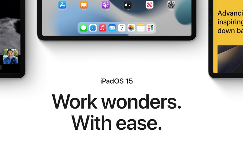 Thiết bị hỗ trợ iPadOS 15