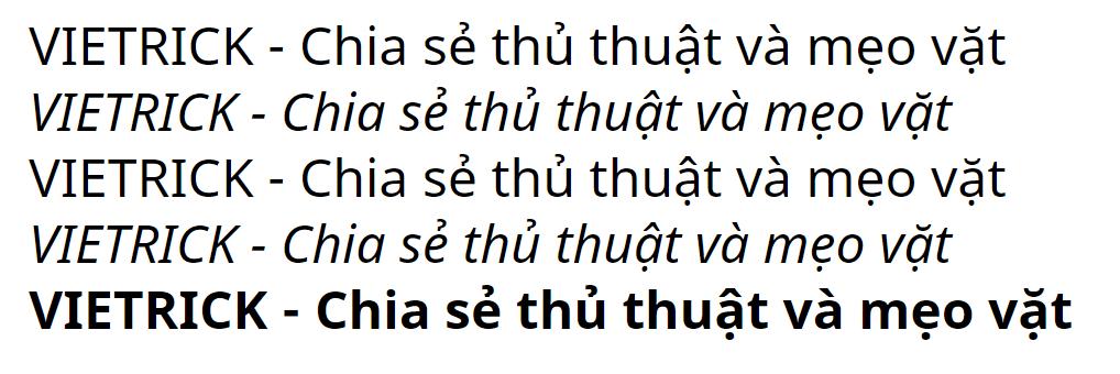 Noto Sans Google font